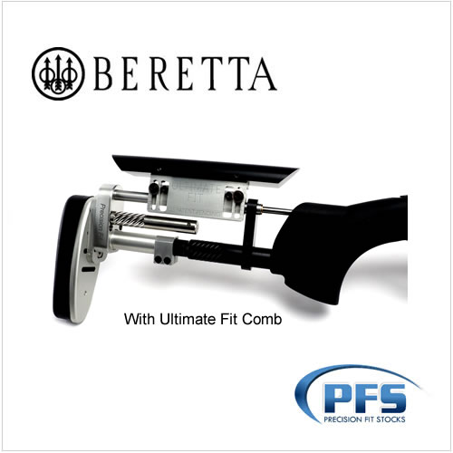 Beretta Precision Stock With CombBeretta Precision Stock With Comb